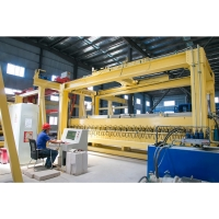 China 380V Fixed type Separator AAC Brick Making Machine wholesale