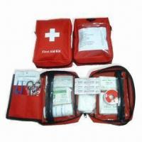 China Sport First-aid Kit, Easy to Find Essential Medical Supplies in Kit, Suitable Item for Travel wholesale