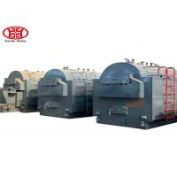 China Energy saving Wood Pellet And Wood Chip Fired Steam Boiler For paper making factory wholesale