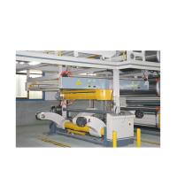China Corrugated Cardboard Production Line , Paper Packaging Box Making Machine wholesale