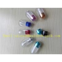 China Penis Enlargement Pills Pharmacy Vials Small Capsule Container wholesale