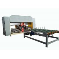 Quality Double Servo Two Piece Carton Box Stitching Machine Touch Screen Operated for sale