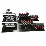 China Steel Wire Angle Straightening Machine 10mm Line Wire Straightener Machine wholesale
