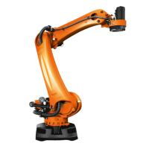 China KR 180 R3200 PA Mechanical Robot Arm For KUKA Robot Palletizer 3195 Mm Maximum Reach wholesale