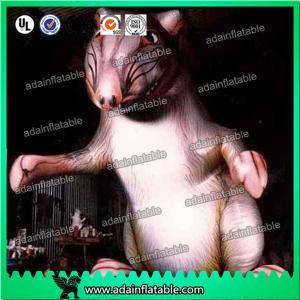 China Customized Inflatable Rat Animal Mouse Cartoon wholesale