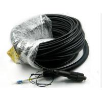 Buy cheap Multimode Fiber Optic Patch Cables DLC/PC DLC/PC Outdoor Protected Branch Jumper from wholesalers