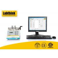 China Computer Controlled Electronic Torque Tester , Manual Bottle Torque Tester wholesale
