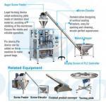 LLQ-F 520 automatic vertical packaging machine (screw metering)