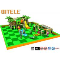 Buy cheap 12x10.5x3m custom themed design kids soft indoor playground equipment for kindergarten from wholesalers