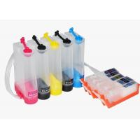 China 5 Colors Continuous Ink Supply System , Canon 451 Ink Cartridges 16ml / 25ml Volume wholesale