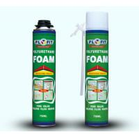 China Air moisture Silicone Sealant Adhesive PU foam with large expansion capacity wholesale