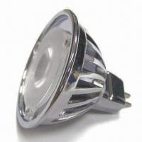China 12V AC/DC LED Bulb for Tracking Light and Downlight with 3W Power, Available in Various Colors wholesale