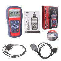 China Autel Diagnostic Tools MaxiScan MS409 OBD II/EOBD Scanner With LCD Screen on sale