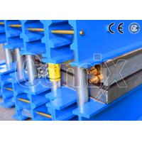 Quality Portable Conveyor Belt Vulcanizing Equipment , PLC Control Conveyor Belt Vulcanizer for sale