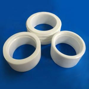 China Diamond Polished Zirconia Zro2 Ceramic , Ceramic Protection Tube Dry Pressed, on sale