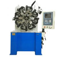 China Hollow Cnc Coil Winding Machine , Spring Coiler Applied To Electrical Industry wholesale