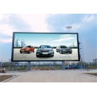 China P4 P5 P6 P8 P10 P16 Dustproof Outdoor Advertising Led Display Super Clear Vision wholesale