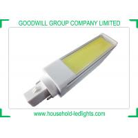 China Transparent PC Cover Plug In LED Bulbs , 5 Watt 450 - 500lm Luminous Flux Plug In LED Lights wholesale