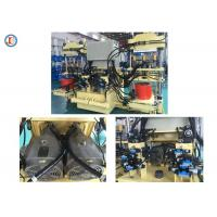 Buy cheap 200 Ton Rubber Brake Pad Making Machine / Hot Press Machine With Isobaric from wholesalers