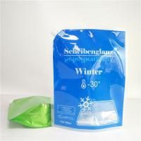 China Plastic Foldable Spout Bags Packaging Bpa Free 3L 5L 10L For Drinking Water wholesale