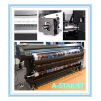 China CMYK Four Colour Wide Format Dye Sublimation Printer High Speed wholesale