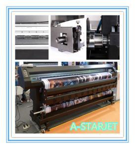 China A Starjet 7702L Epson Eco Solvent Printer CMYK Four Color 3.2m Width wholesale