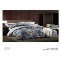 Buy cheap Elegant Printing Non - Disposable Cotton Bedding Sets For Adult / Kids from wholesalers