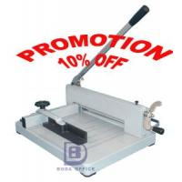 China Manual Guillotine Paper Cutter BD-858A4 wholesale