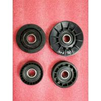 China Metal PBT Wheel Insert Injection Molding , 2 Cavity Moulded Plastic Components on sale