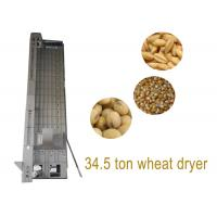 China 34.5 Ton Per Batch Grain Dryer Modularized Production With Imported NSK Bearings on sale
