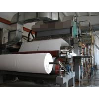 China 787mm Toilet Paper Roll Making Machine Equipments Tissue Paper wholesale