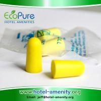 China CE EN 352-2 Bullet PU Foam Ear plugs,Pu foam Ear plugs,Earplugs,Foam ear plugs wholesale