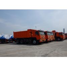 Buy cheap Heavy Duty Garden Cart Tipper Dump Truck , Tandem Axle Dump Truck Max Speed 75 from wholesalers