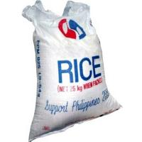 China High density woven polypropylene feed bags and Packing Rice , Flour , Corn Sacks wholesale