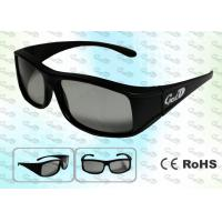 China 3D TV 3D CINEMA Multi-use Circular polarized 3D glasses CP720GTS11 wholesale