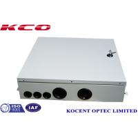 China KCO-ODB-48A 48fiber Wall Mount Fiber Optic Distribution Terminal Box Indoor FTTH FTTB Outdoor on sale