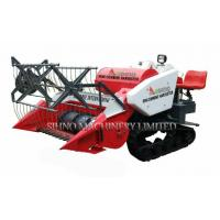 China Crawler Type Rice and Wheat Combine Harvester, wholesale