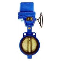 China pneumatic actuated metal sealed butterfly valve- water valve wholesale