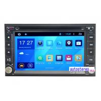 China Android 4.2.2 Car DVD Double Din Car Stereo WiFi With touch Screen wholesale