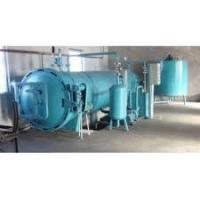 China Autoclave Tank for petroleum refineries with SX25, SX75 Series Controller on sale