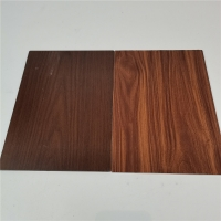 Buy cheap Lightweight wooden aluminum alloy composite plate from wholesalers