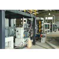 China Full Automatic Egg Tray Plastic Thermoforming Sheet Extrusion Line 100kw Installed Power on sale