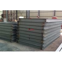 Oil rig matting board