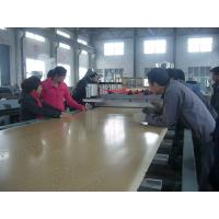 China CE Approved Board Foam Making Machine For Decration / Doors / Windows / Furniture wholesale