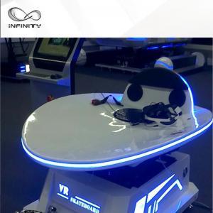 China 9D 360 Degree Rotation VR Slide Platform With DP Vr Glasses wholesale