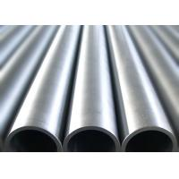 China Decorative Welded 430 Stainless Steel Pipe With Hairline Polished Surface wholesale