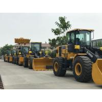 China XCMG Articulated Wheel Loader With High Carrying Capacity Model WD10G220E21 wholesale