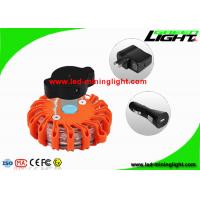 China Magnetic Orange LED Safety Flares Road Flashing Light for Roadside Emergency Warning on sale