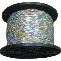 China 5 Core E1 Jumper Wire Cable 24 AWG Tinned Copper Conductor for Internal Wiring wholesale