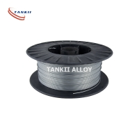 China Thermal Spray Ni95al5 Nickel Alloy Wire Bright Annealed wholesale